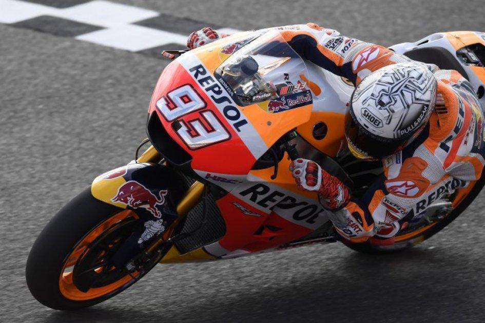 MotoGP: Austin: litmus test for Marc Marquez