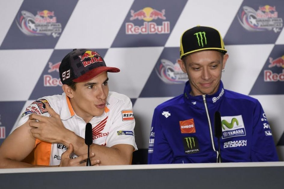"MotoGP: Rossi and Marquez: ""Alonso can win at Indianapolis"""