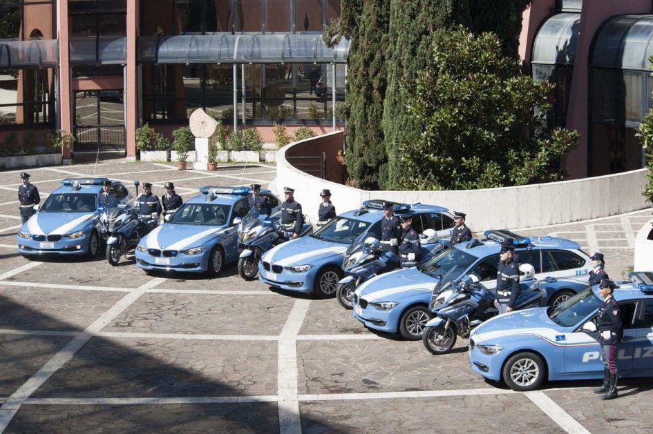"""News Prodotto: """"Honda anomala"""": maxi operazione della Polizia a Genova"""