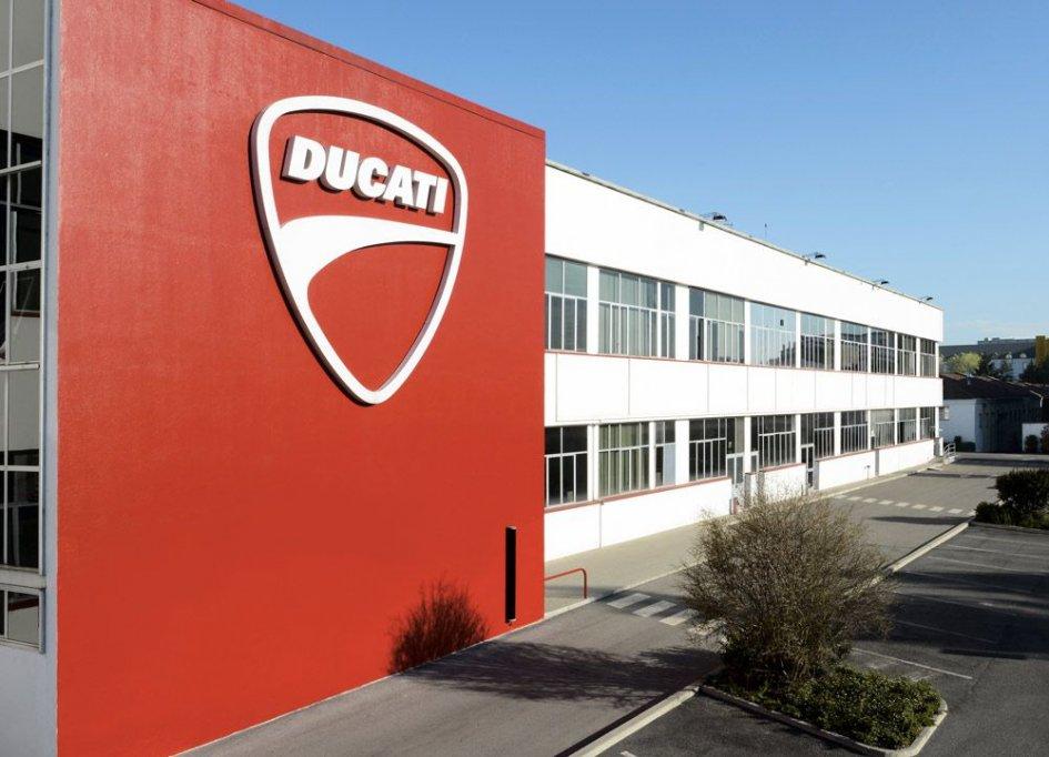 News Prodotto: Volkswagen pensa alla vendita di Ducati
