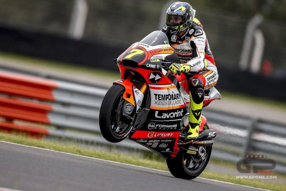 Francia: doppietta italiana in Moto2