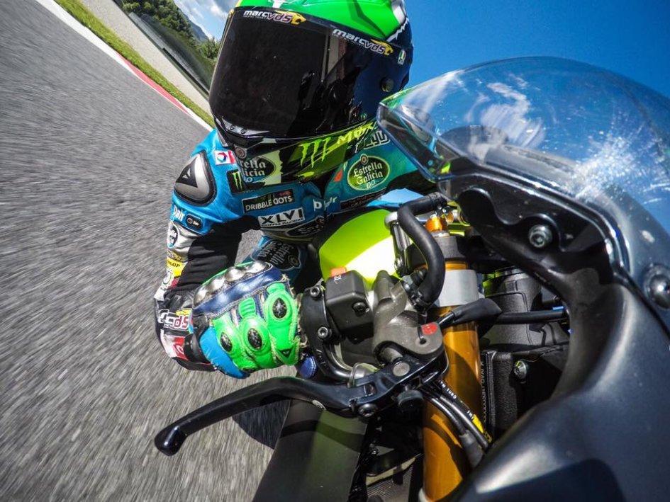 Moto 2, Gp Spagna: dominio di Marquez, Bagnaia secondo