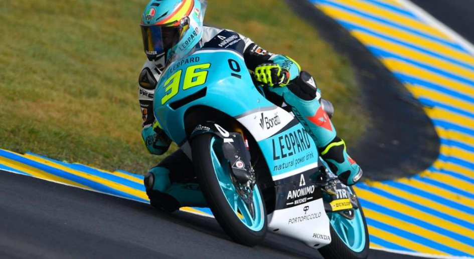 Moto3: Hat trick for Mir at Le Mans, Di Giannantonio 3rd