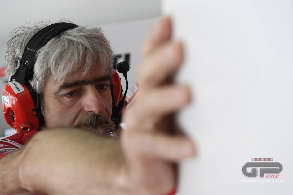 MotoGP: Dall'Igna: the worst thing for Ducati now would be to create confusion