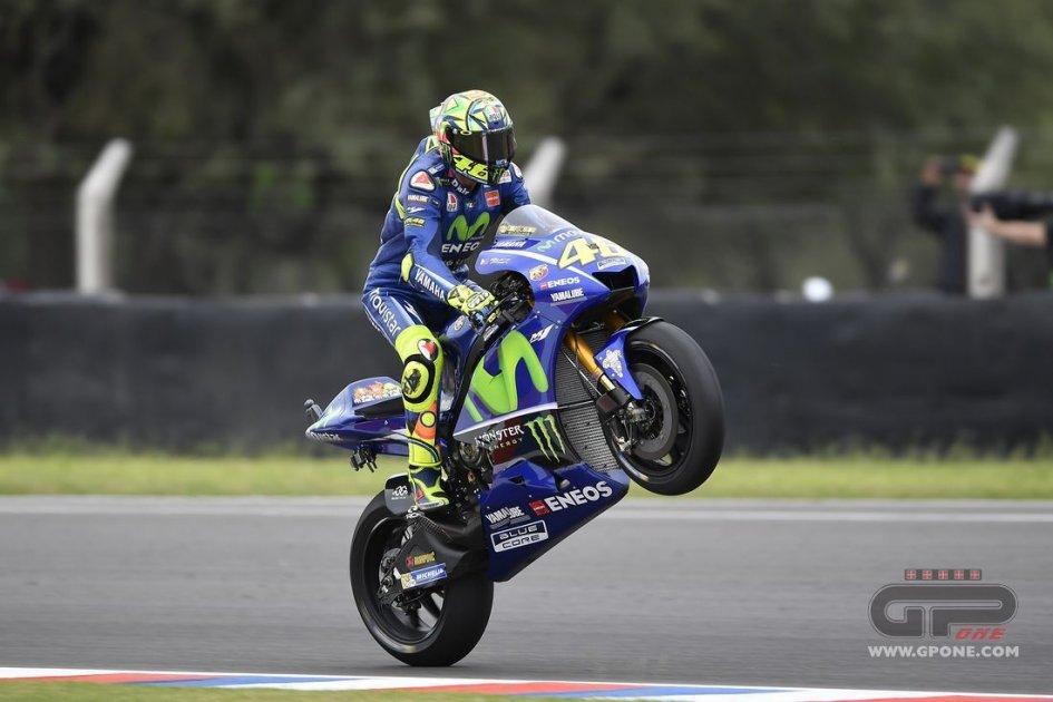 MotoGP: Rossi: quanto manca alla vittoria? chiedetelo a Vinales