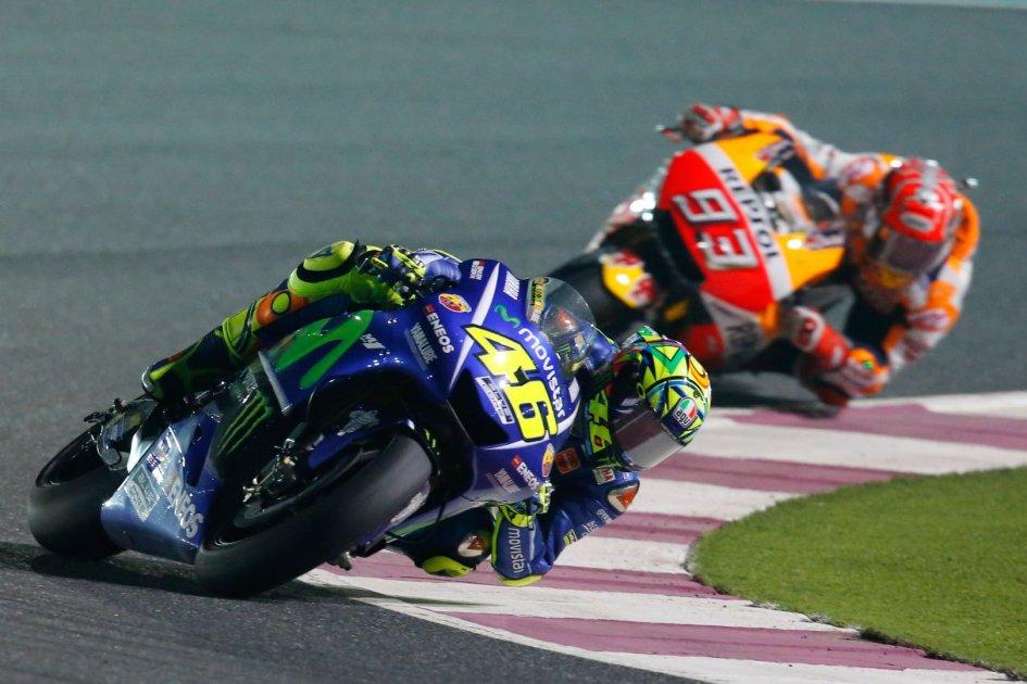 MotoGP: Honda-Yamaha head to head at Jerez