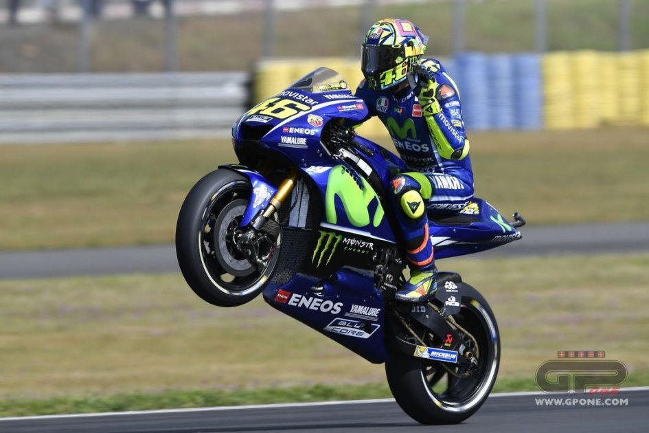 Viñales in pole a Le Mans