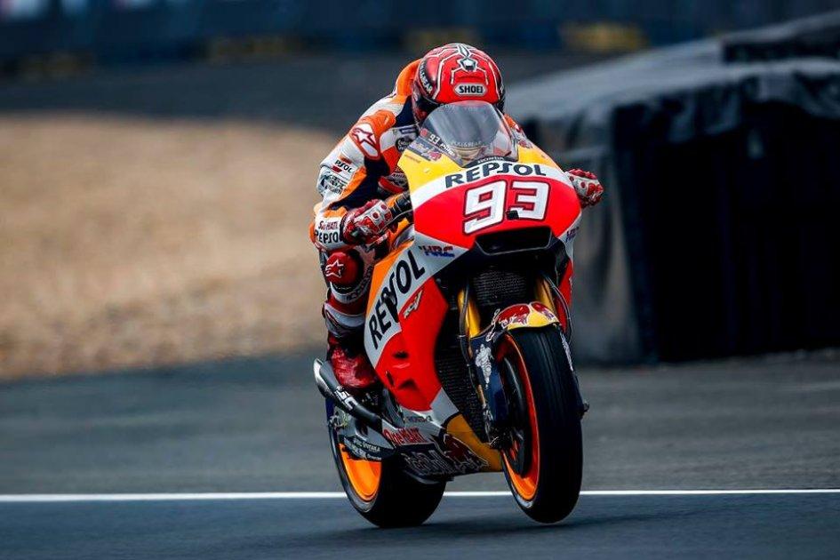 MotoGP: Marquez: Con le nuove Michelin sarò più competitivo al Mugello