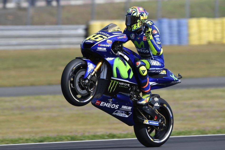 MotoGP Mugello, FP4: Zarco si prende l'ultima sessione, caduta per Rossi