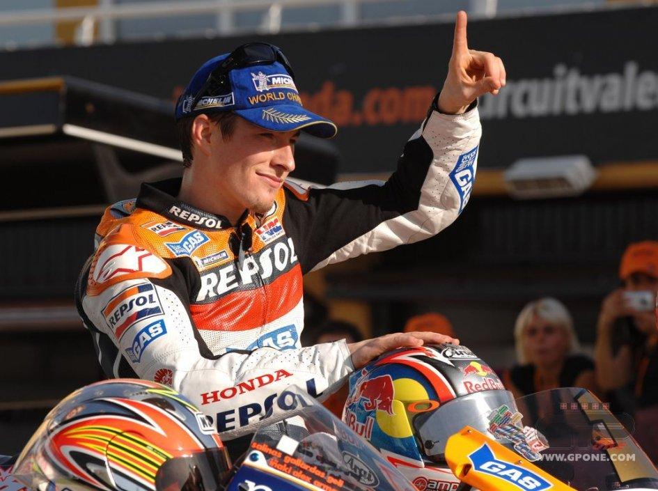 """MotoGP: L'ultimo saluto ad Hayden: """"Nicky era un dono"""""""