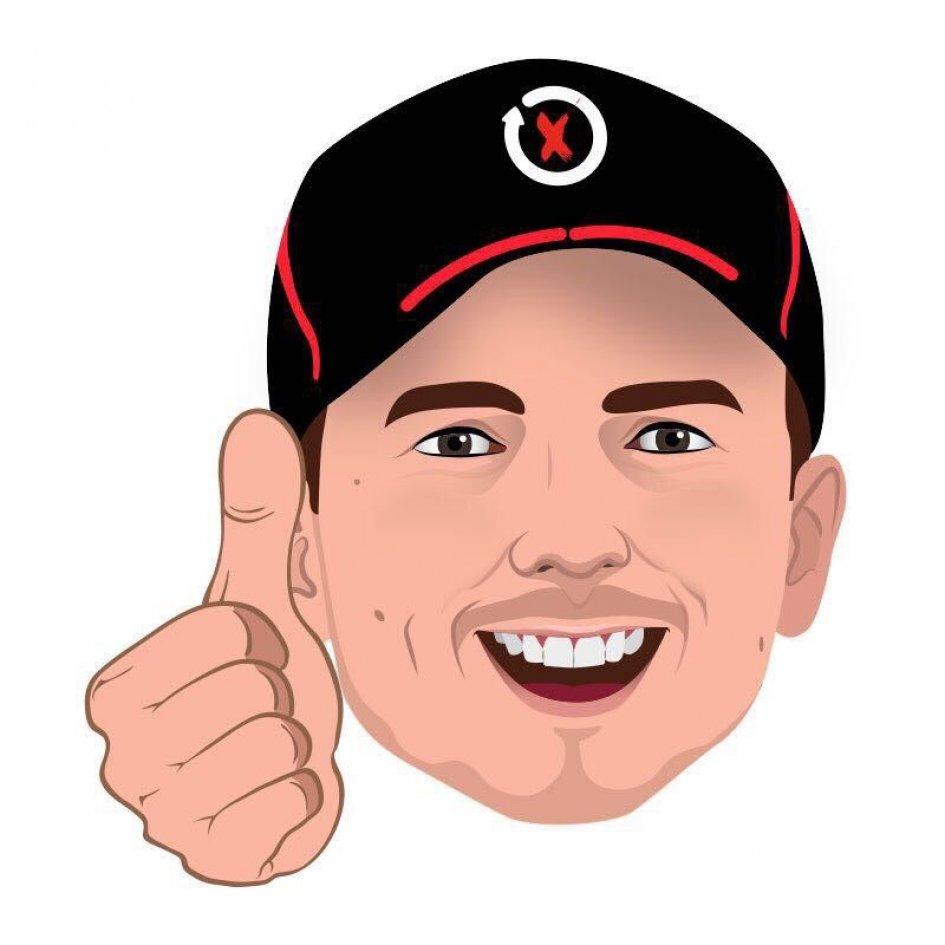 News: Jorge Lorenzo lancia le sue emoticons personalizzate