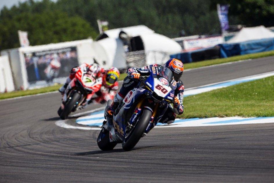 """SBK: van der Mark: """"Questa Yamaha la sento sempre più mia"""""""
