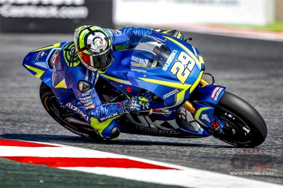 """MotoGP: Iannone: """"Anche Lorenzo sta soffrendo, Non sono un bollito"""""""
