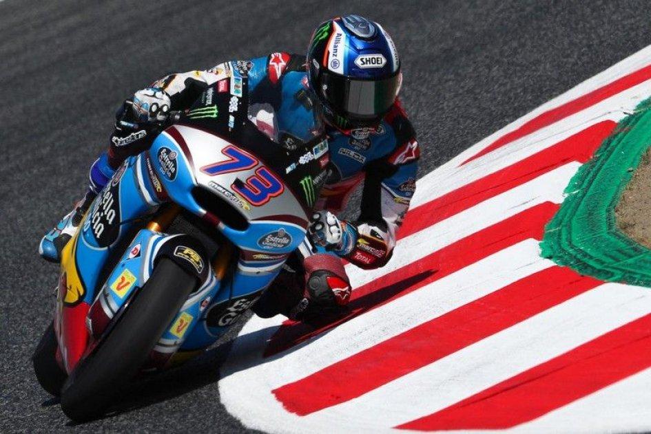 Moto2: Alex Marquez does it again at Montmelò, Pasini 2nd