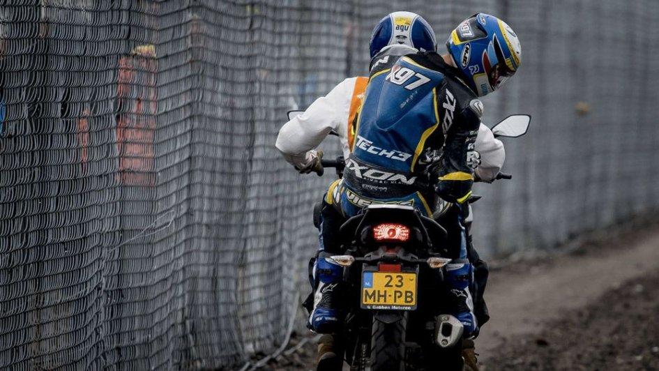 Moto2: Frattura al pollice per Vierge, non correrà ad Assen