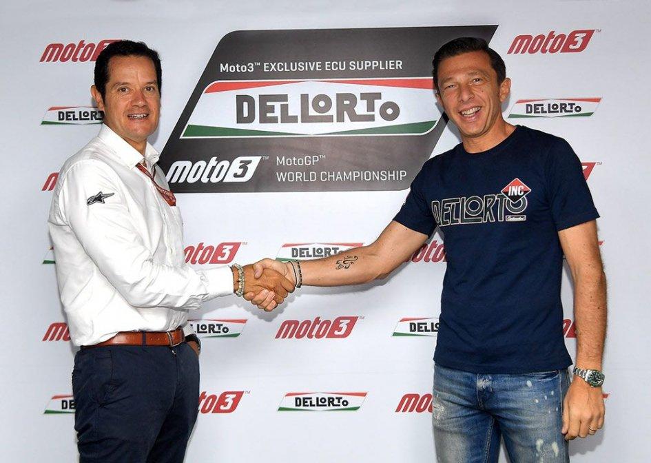 Moto3: Dell'Orto confirmed as Moto3 ECU supplier until 2020