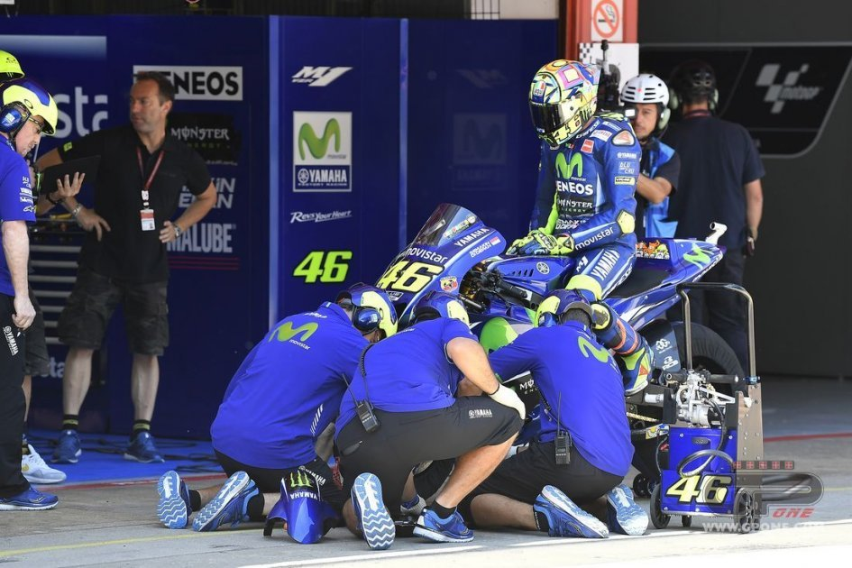 MotoGP: Rossi: I want to test the new frame at Assen
