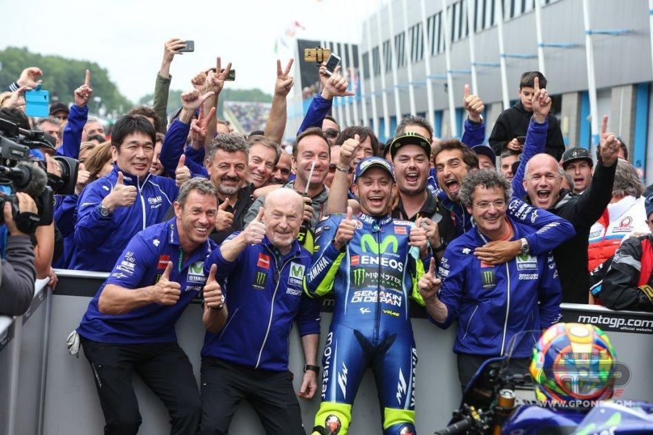 MotoGP: Flamigni: Valentino per vincere diventa Peter Pan