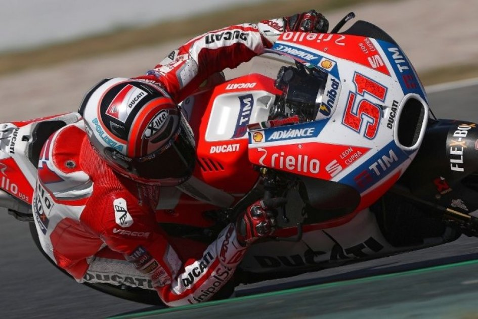 MotoGP: Pirro from coach to rider: I helped Lorenzo on the track
