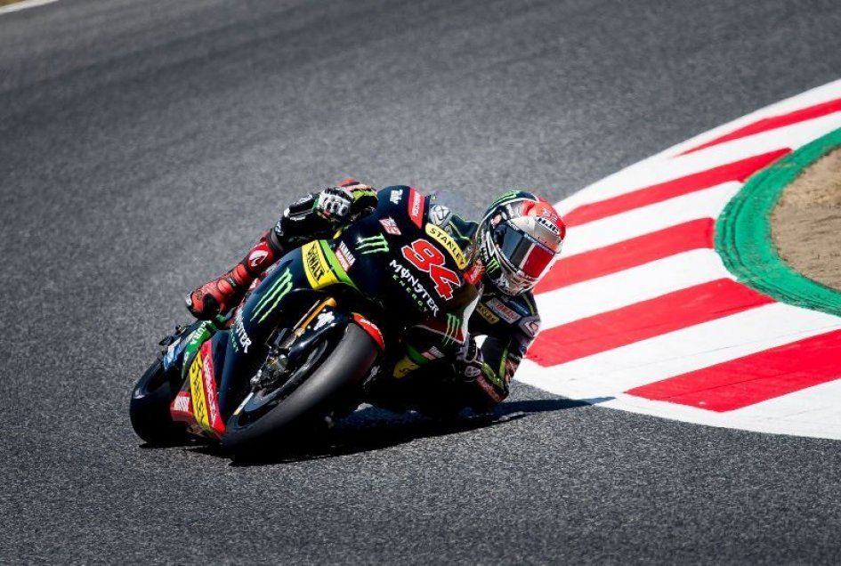 MotoGp, Catalogna: Folger brilla nel warm up
