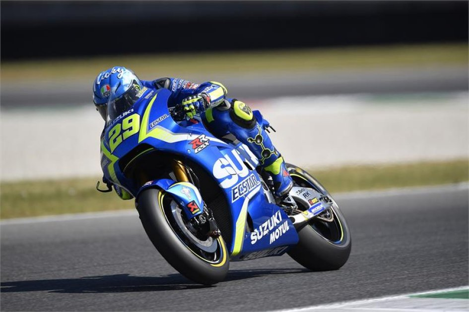 """MotoGP: Iannone: """"At Barcelona stronger and more confident with the Suzuki"""""""
