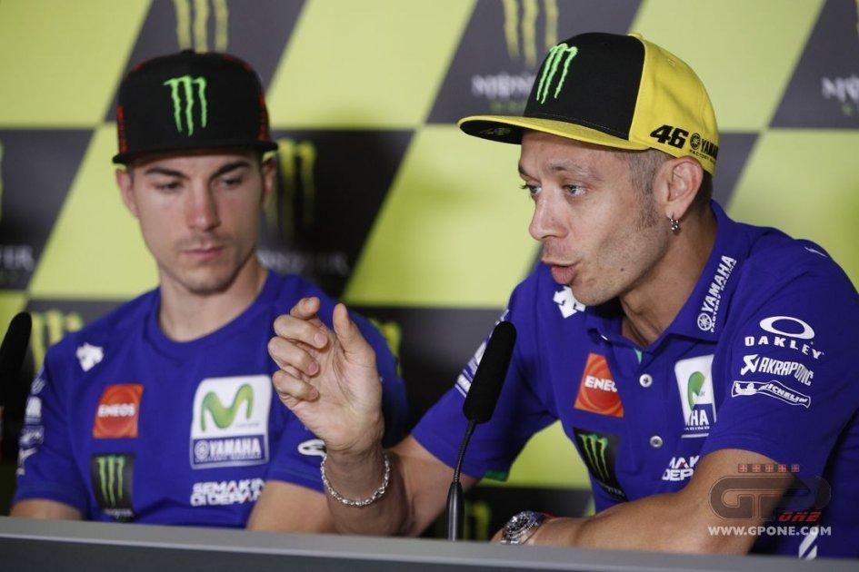 MotoGP Montmelò Rossi: