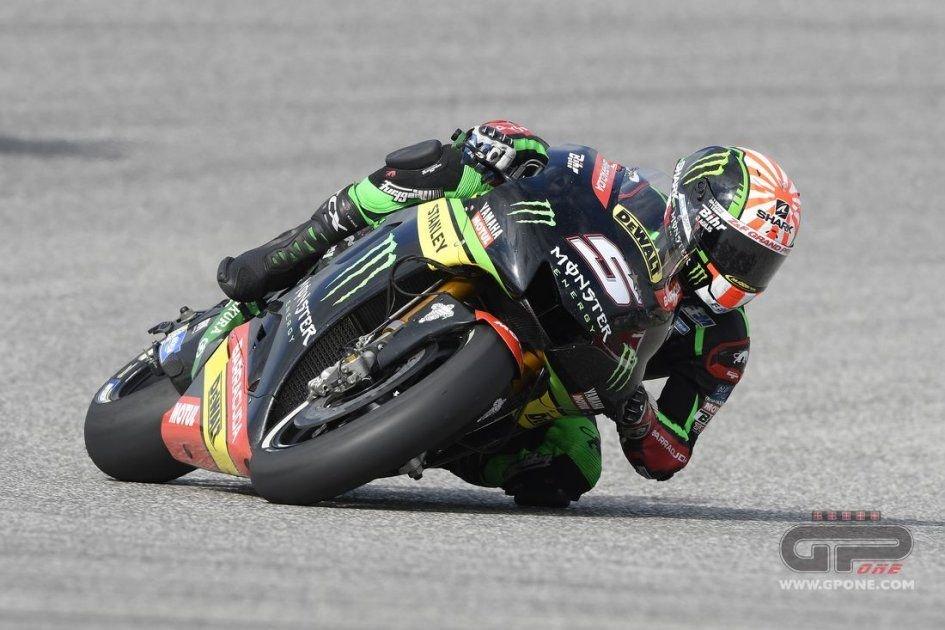 MotoGP: Il debutto di Zarco: solo Pedrosa, Lorenzo e Marquez meglio di lui