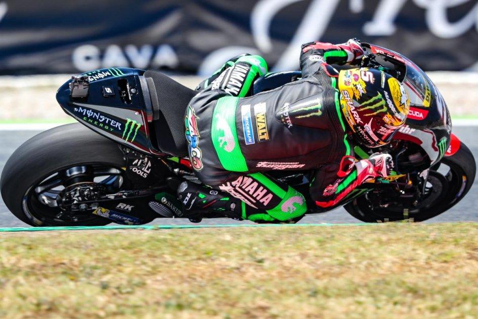 MotoGP: Zarco: sono stato veloce quanto i primi
