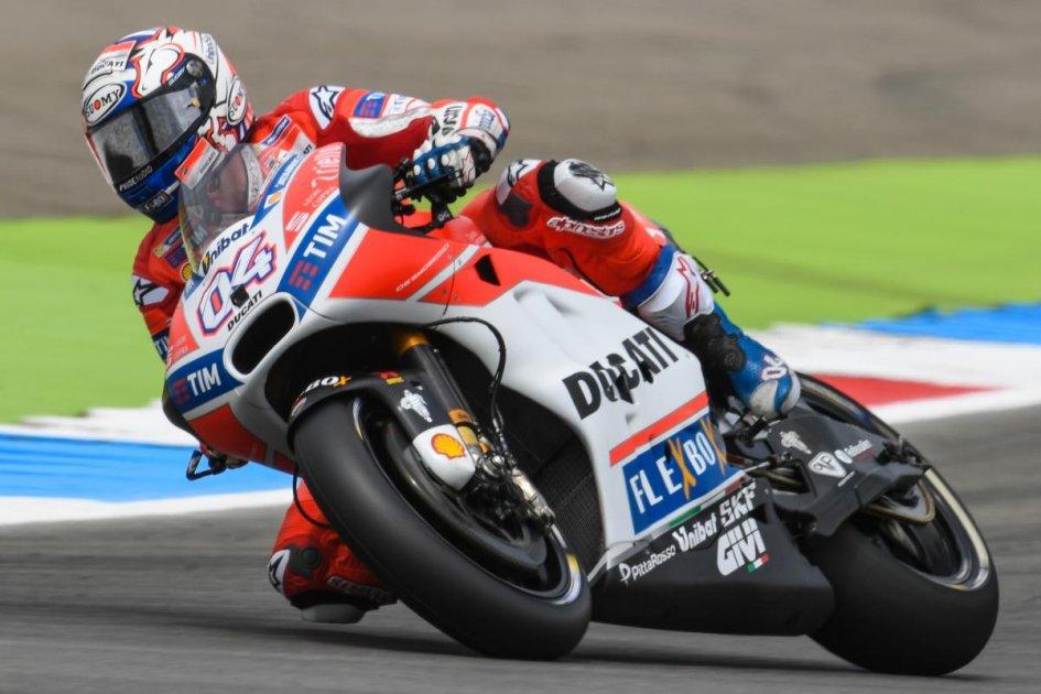 LIVE MotoGP GP Olanda Assen 2017: Valentino Rossi a caccia della vittoria
