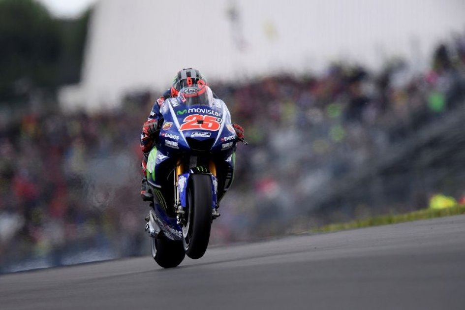 MotoGP: Viñales-Folger, Yamaha one-two in FP2, Rossi 6th