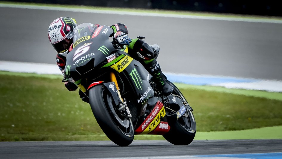 MotoGP: Zarco: The contact? I'm the one who almost fell