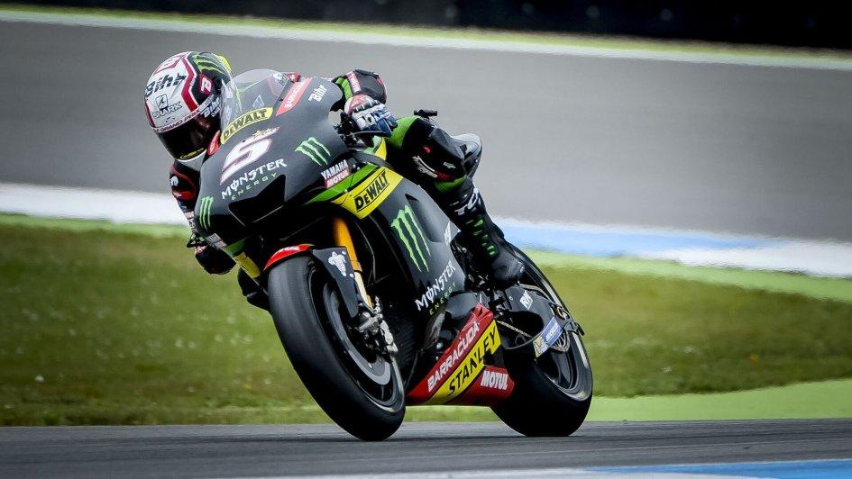 MotoGP: Zarco: il contatto? Sono io che sono quasi caduto