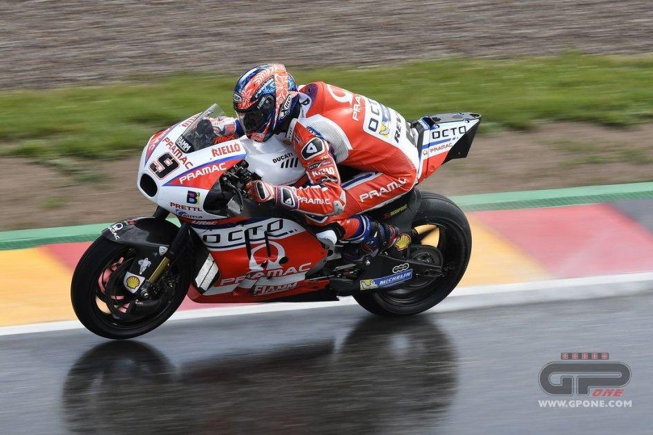 MotoGP, Petrucci: