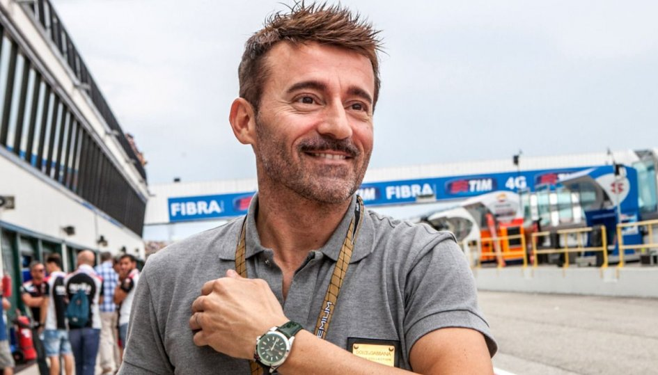 Max Biaggi, former World Superbike champion, in hospital after accident