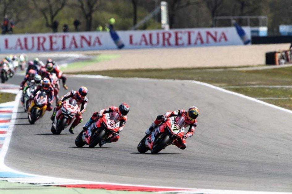 Superbike, a Misano Melandri vince Gara 2