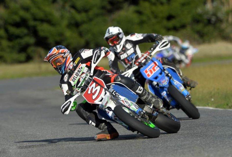 "MotoGP: Biaggi: ""papà l'abbiamo sfangata anche questa volta"""