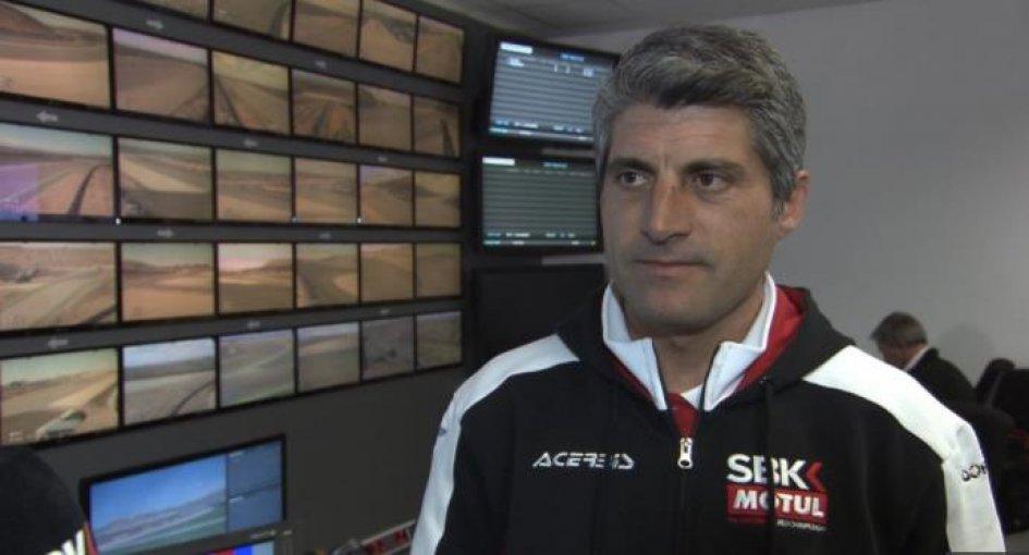 """SBK: Lavilla: """"Mi piacerebbe avere Rossi wild card in Superbike"""""""