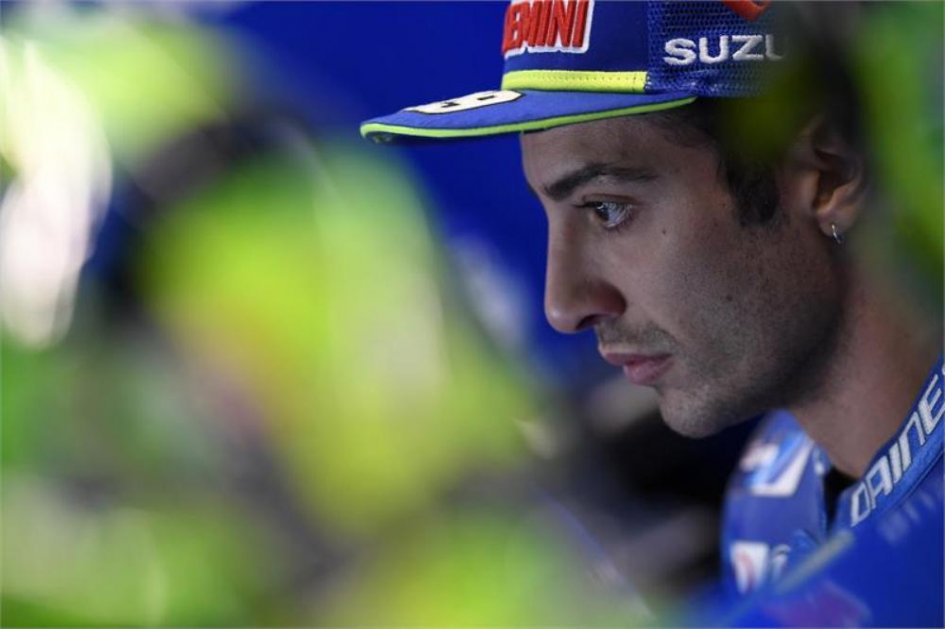 MotoGP: Iannone: holidays? Never felt such a weight