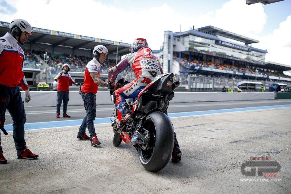 MotoGP: Estate di test per Pramac e Honda a Misano e Brno