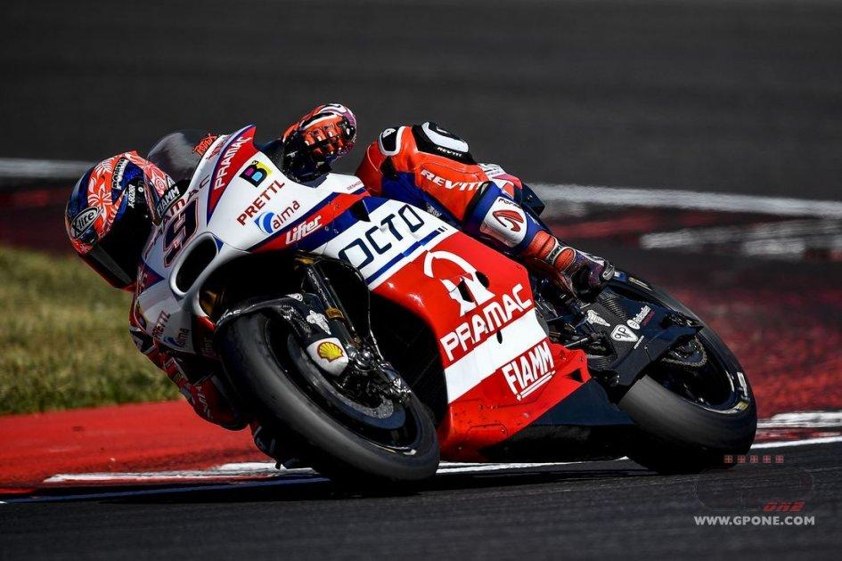 MotoGP: Petrucci: in 2019 I want the 'real' Ducati