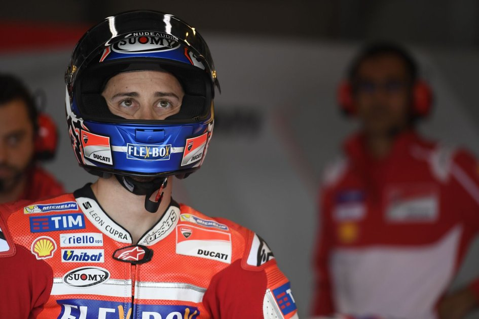 MotoGP: Dovizioso: Tyre performance threw me off