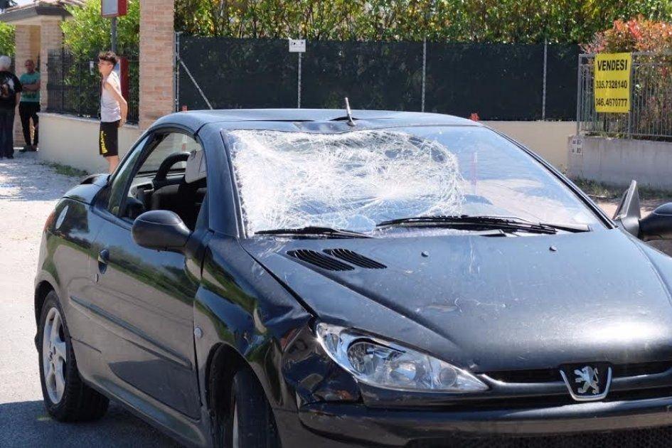 SBK: Nicky Hayden accident, shocking video emerges