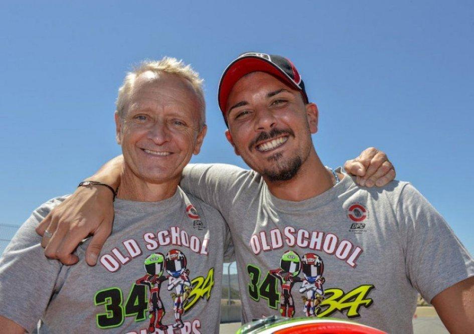 SBK: Ufficiale: Davide Giugliano in sella alla Honda al Lausitzring