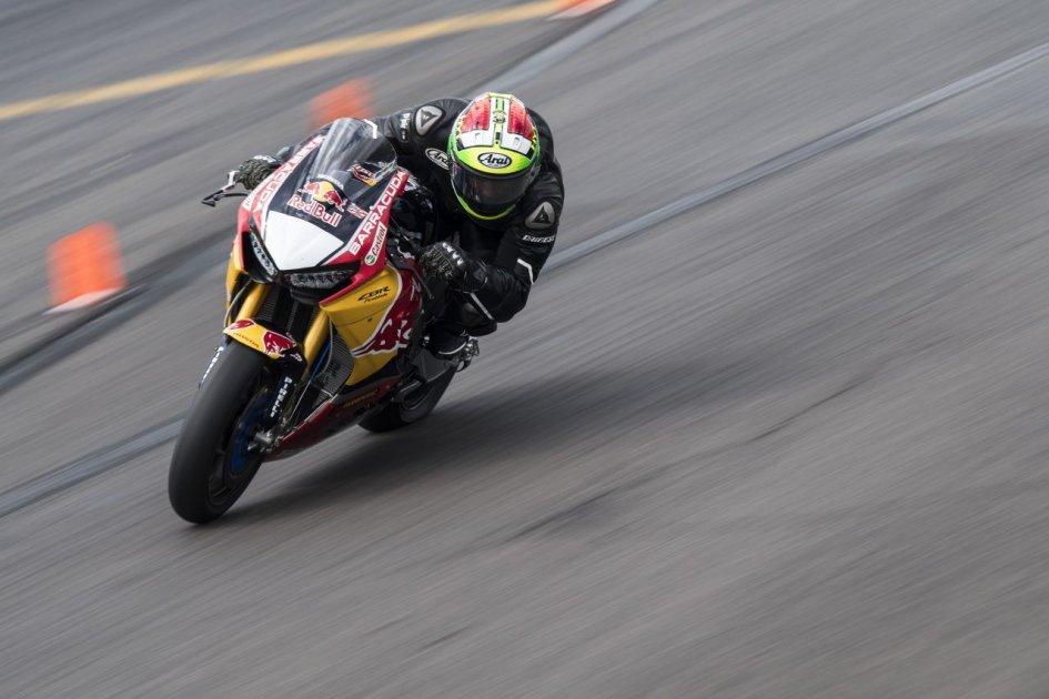 SBK: Giugliano: Honda e Ducati due mondi diversi