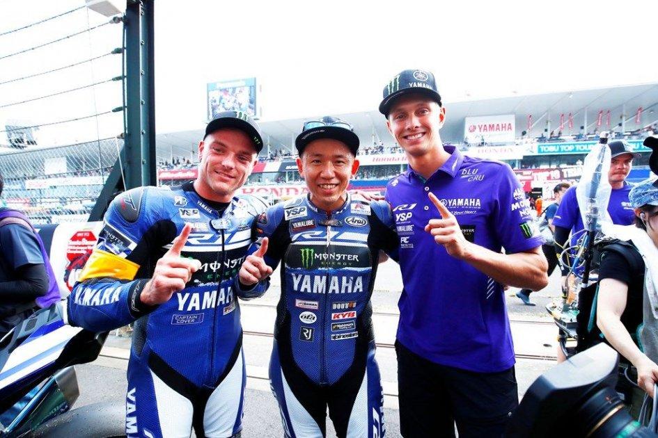 SBK: Nakasuga: non mi sono mai sentito così forte con la Yamaha