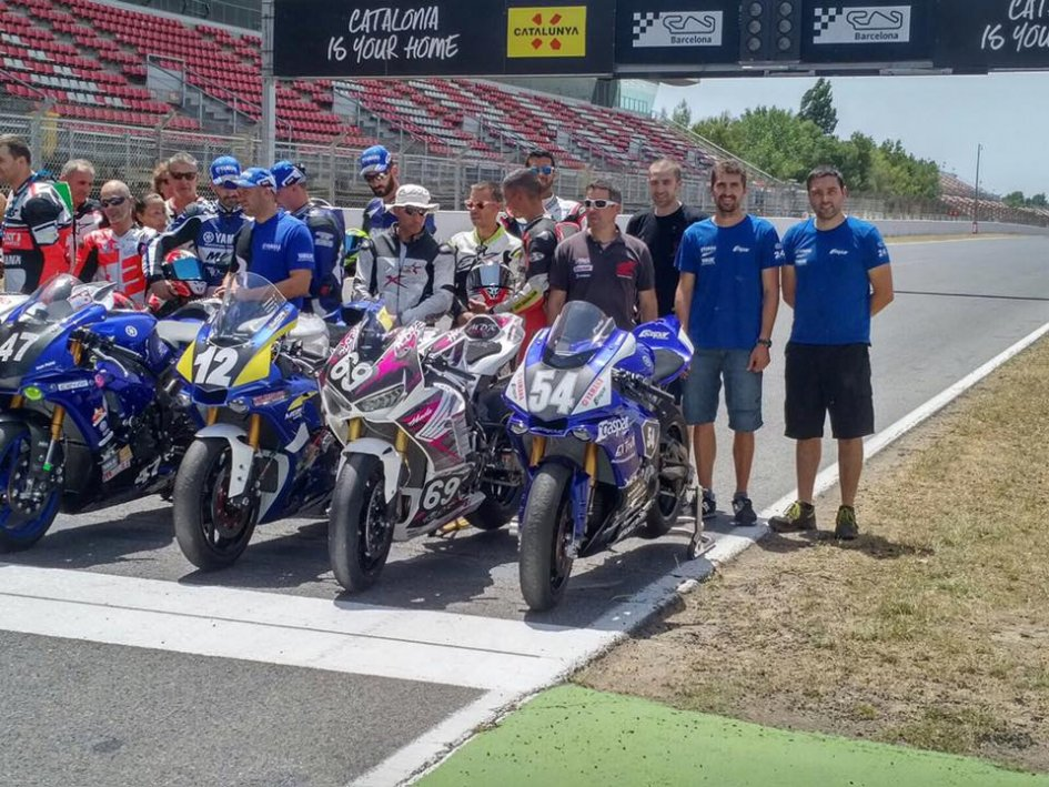 SBK: Tragedy strikes the Catalunya 24 Hours: Enric Saurí loses his life