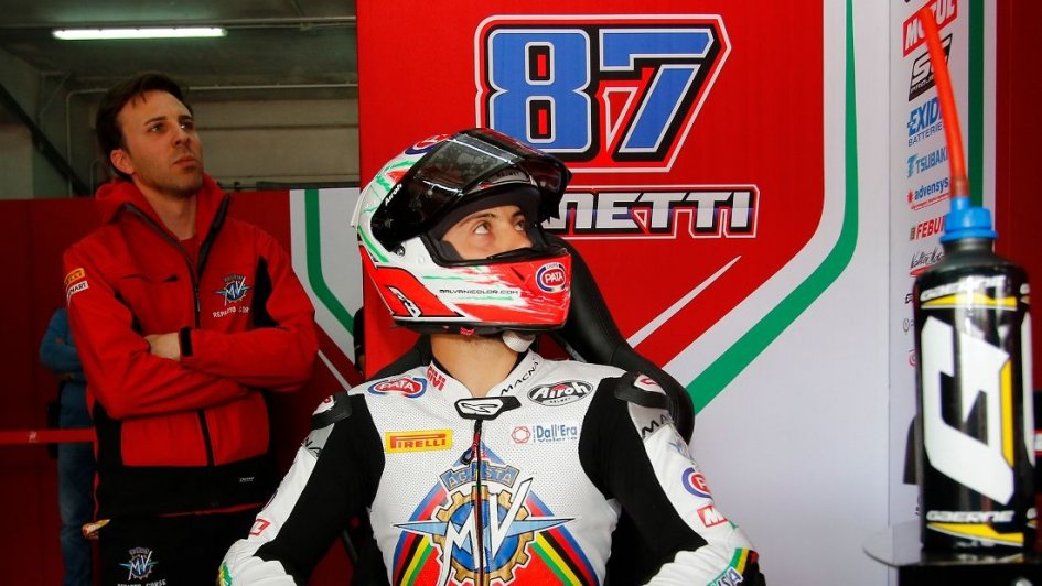 SBK: Team Vamag drops Roberto Rolfo and takes Lorenzo Zanetti