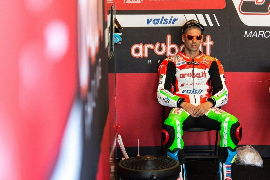 SBK: Melandri: the Ducati V4 in SBK will offer more room for development