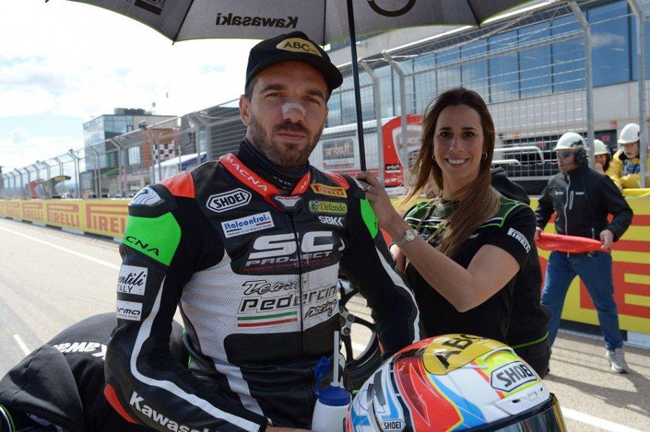 Moto2: De Angelis sostituisce Simeon a Silverstone