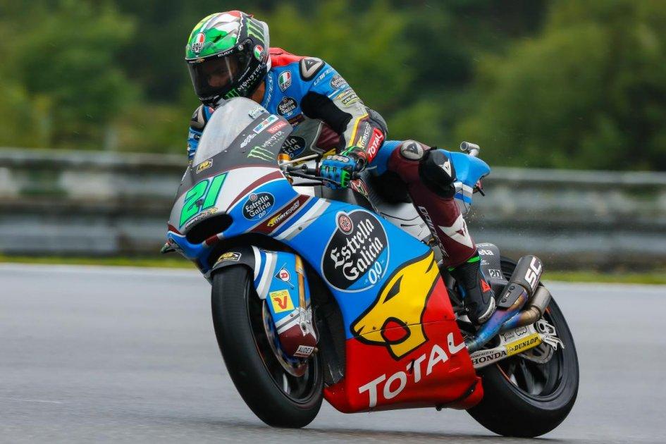 Moto2, Seconda pole consecutiva per Mattia Pasini